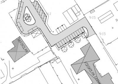 Trafiksituationen på Rosviks Skolområde (kortsiktig lösning)