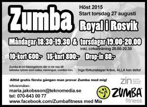 ZUMBA @ Royal | Norrbottens län | Sverige