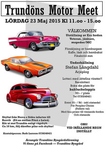 Trundön Motor Meet 2015