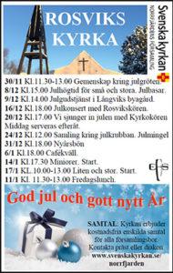 Cafékväll @ Rosviks kyrka   Norrbottens län   Sverige